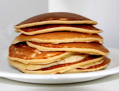 Roosevelt Restaurant Breakfast Pancakes