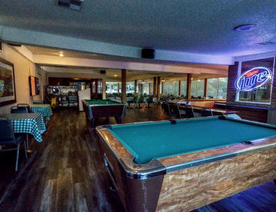 Roosevelt Resort game room