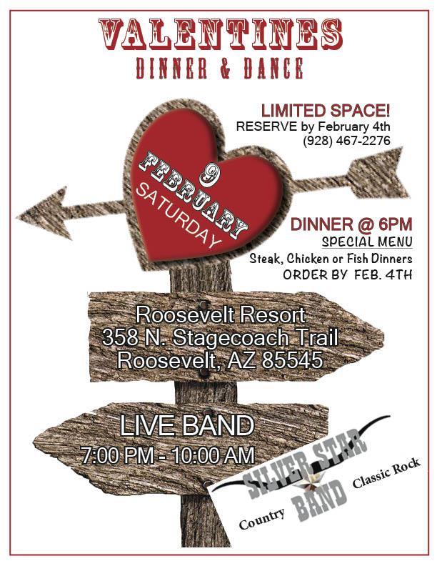 Roosevelt Valentines Party
