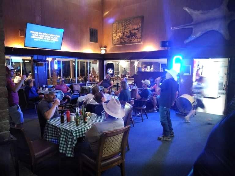 karaoke at roosevelt resort